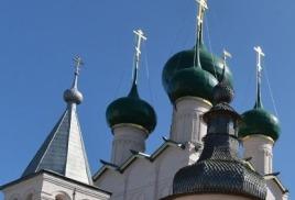 Реставрация Ростовского Кремля